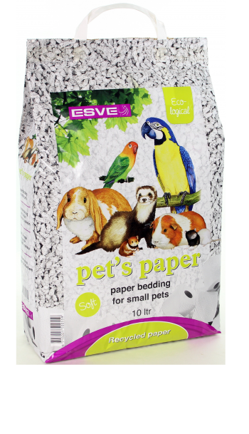Pets Paper informatie